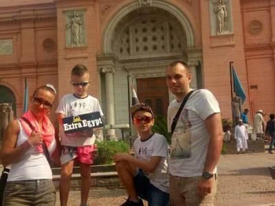 Ausflug Hurghada Kairo