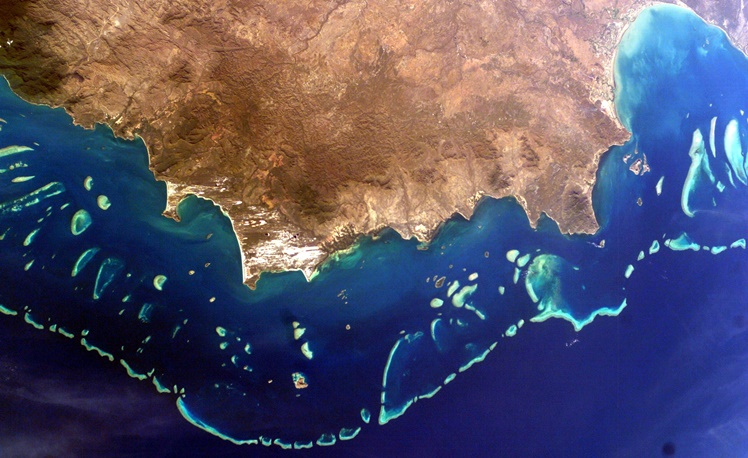 5. Great Barrier Reef, Australia