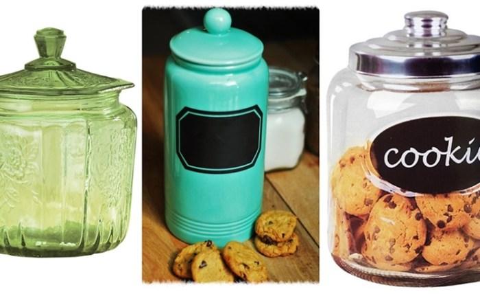 9. biscuits jar