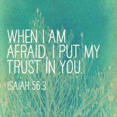 Isaiah 56:3