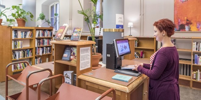 Kirjastojen palvelut ovat jälleen käytössä 1. kesäkuuta alkaen