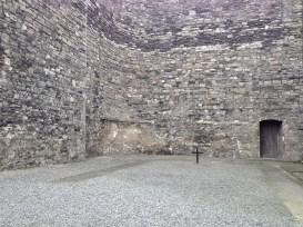 Where the six rebels were shot.