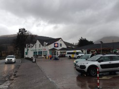 The Green Welly Stop in Tyndrum.