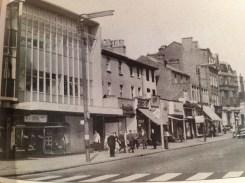 WHSmith on Uxbridge Road in 1960.