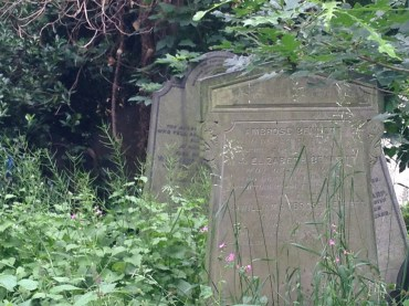 Elizabeth Bennett is buried here, for Jane Austen fans.
