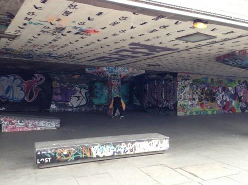 Southbank Centre Skate Park