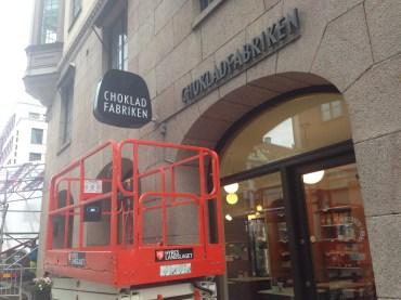 Chokladfabriken as featured on Follow Donal.