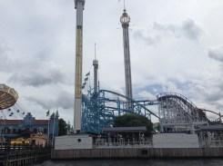 Grona Lund: an amusement park in Djurgarden.