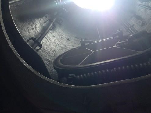 Inside the USS Bowfin.