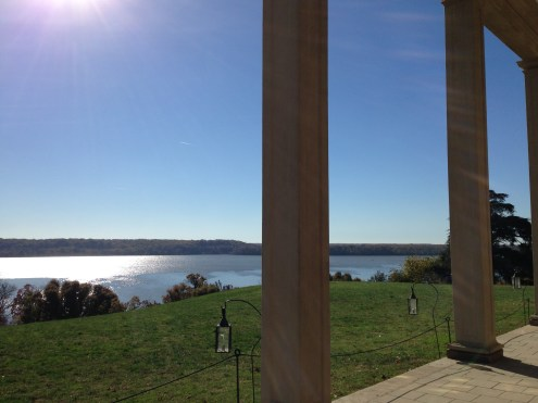 Can you imagine having a back deck with this view of the Potomac River?