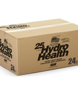 Box Deuterium Depleted Water DDW 25 Hydro Health