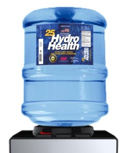Jugs Deuterium Depleted Water DDW 25 Hydro Health