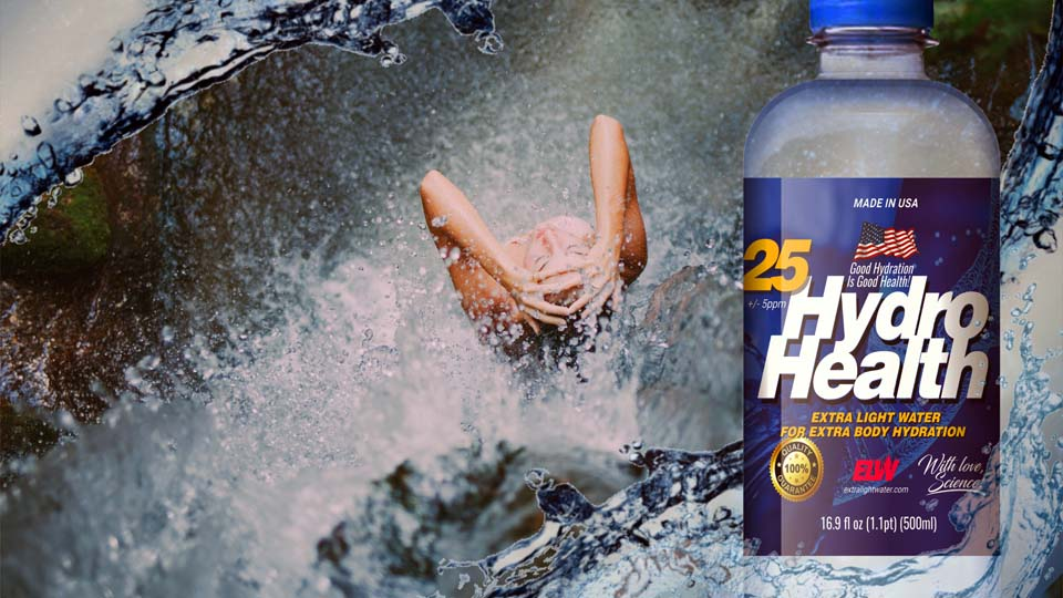 25 HydroHealth, The  Water Is Diving In You 2