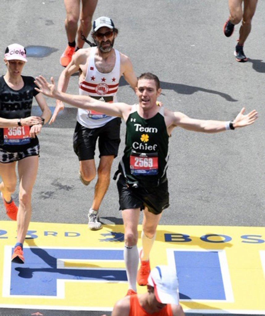boston marathon - bill callahan