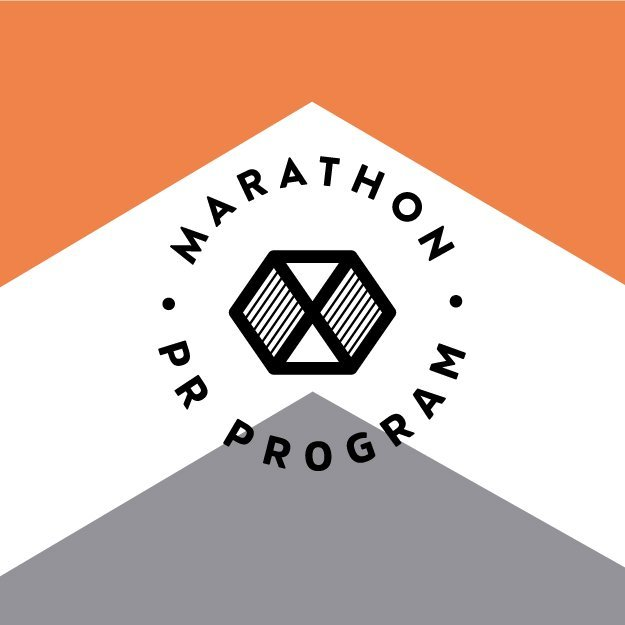 marathon pr program cover image