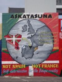 Basque Mural  Extramural Activity