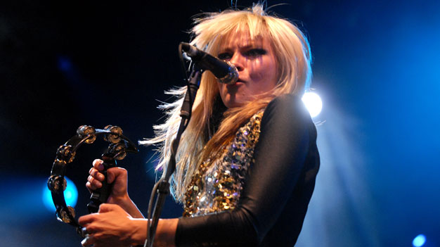 The Duke Spirit Live Review Bristol Thekla With The