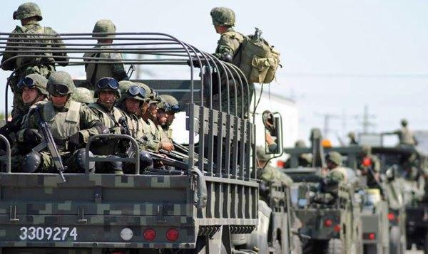 Estrategia militar de Sinaloa se replica en otros estados, afirman