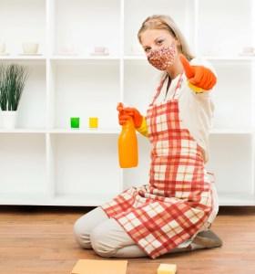 pandemic cleaning ECS Tahoe