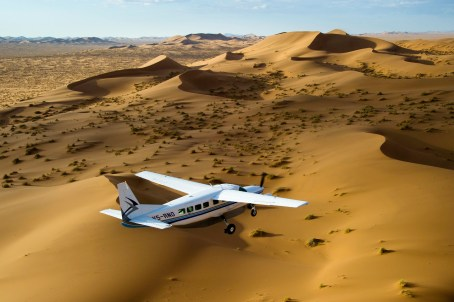 Best for beauty: Namibia
