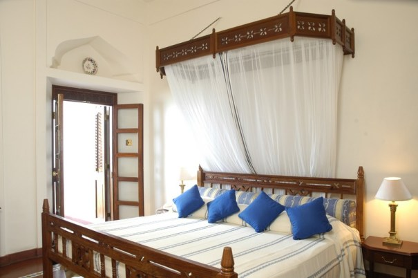 Zanzibar Serena Inn bedroom