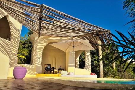 Luxury honeymoon at Kilindi