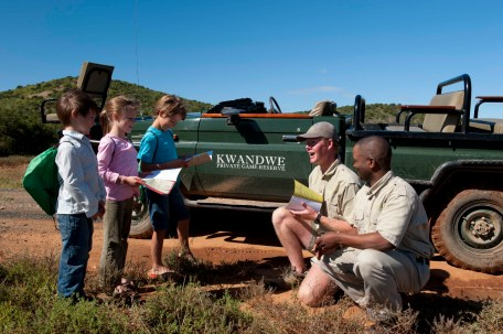 Family Safari at Kwandwe