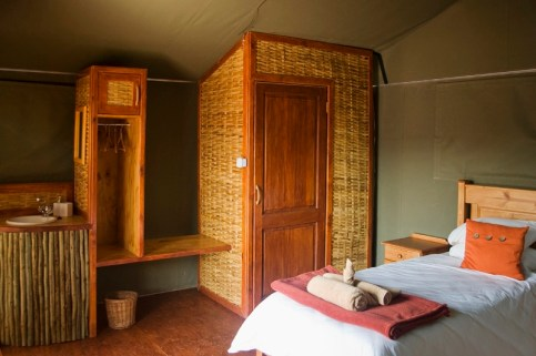 Accommodation with Skeleton Coast Safaris