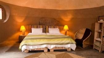 Bedroom at Camp Kipwe