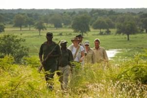 Africa; Zambia; Sanctuary Puku Ridge Camp