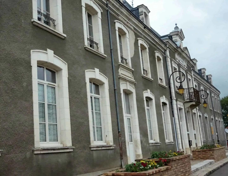 My Sunday Photo, Saint-Fargeau, A Quintessential French Village 9