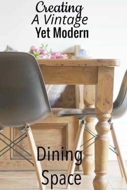 Creating A Vintage Yet Modern Dining Space, With Lakeland Furniture