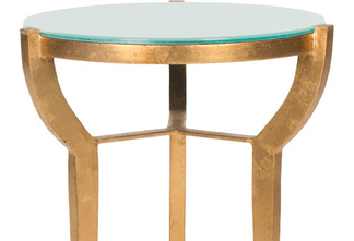 Pomona Side Table by Safavieh