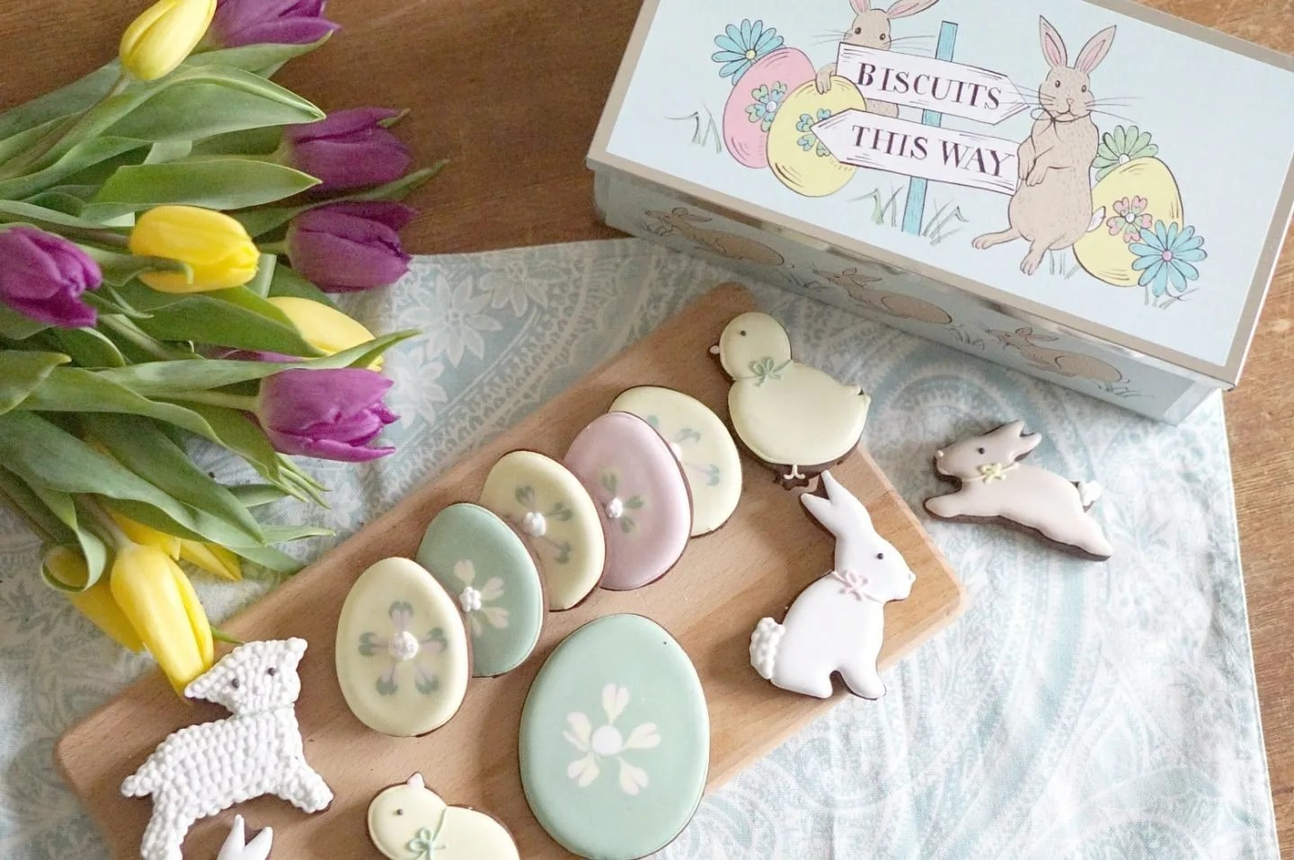Biscuits You Will Want To Frame With Biscuiteers 3
