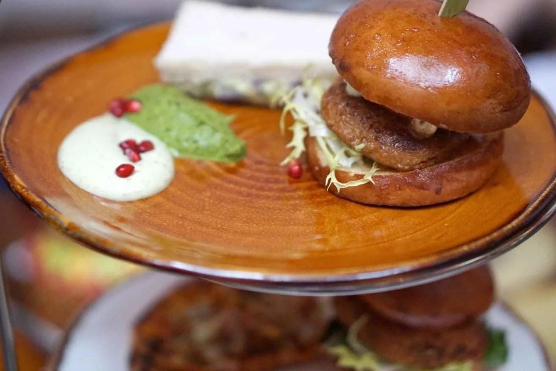 Mini Chicken Sliders At Cinnamon Bazaar Covent Garden, www.extraordinarychaos.com
