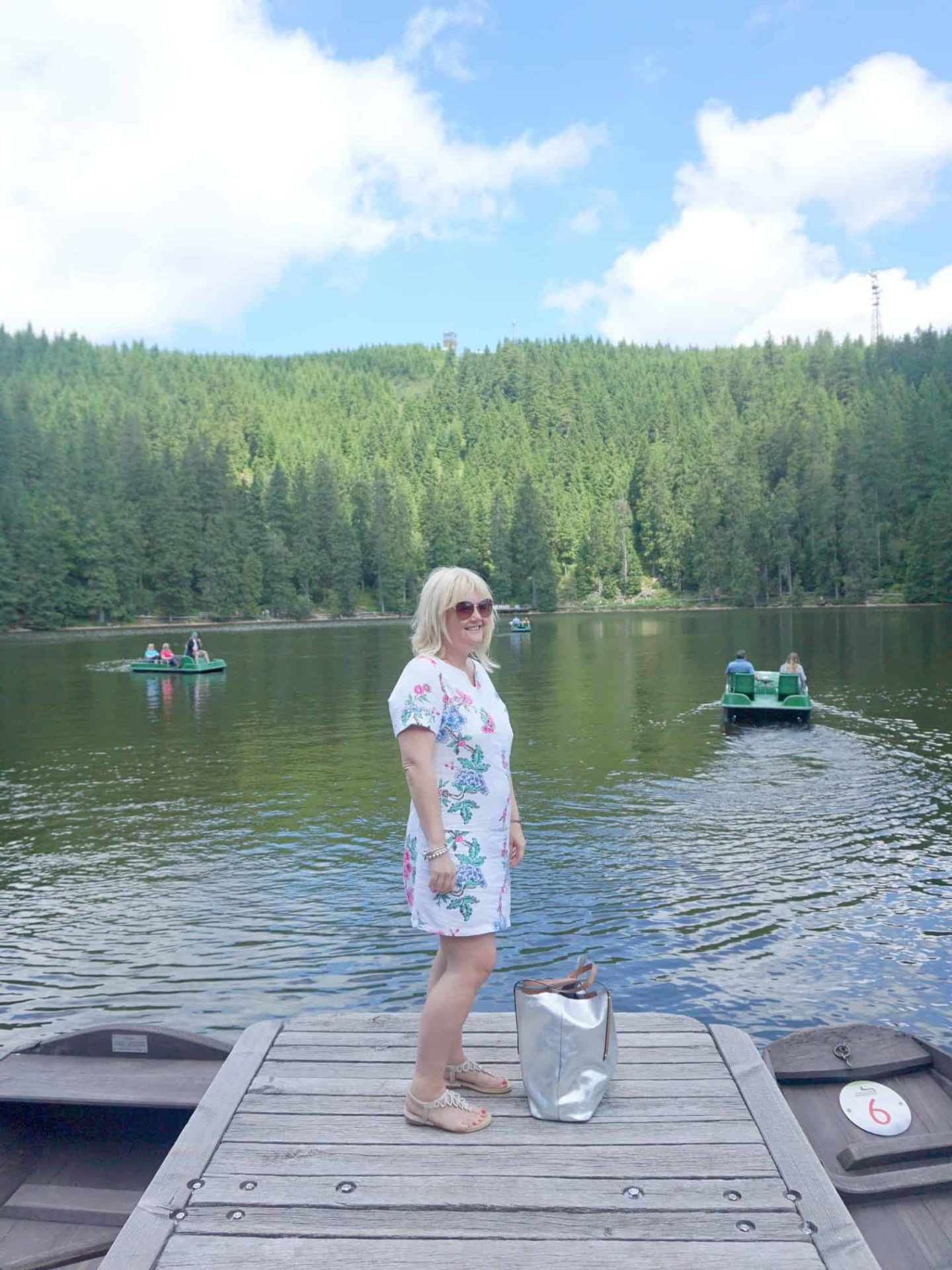 A Lake in the Black Forest Germany a fun week, extraordinarychaos.com