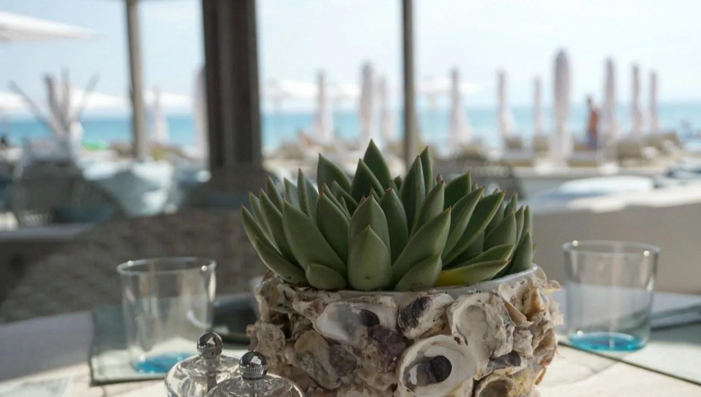 Breakfast In The Beach Restaurant At Sani Dunes www.extraordinarychaos.com