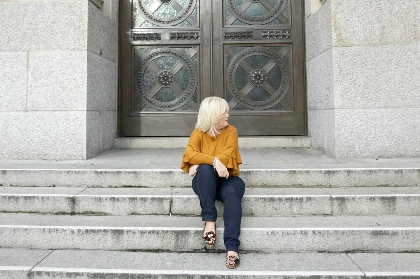 My weekly round up a mustard sweater from sainsburys www.extraordinarychaos.com