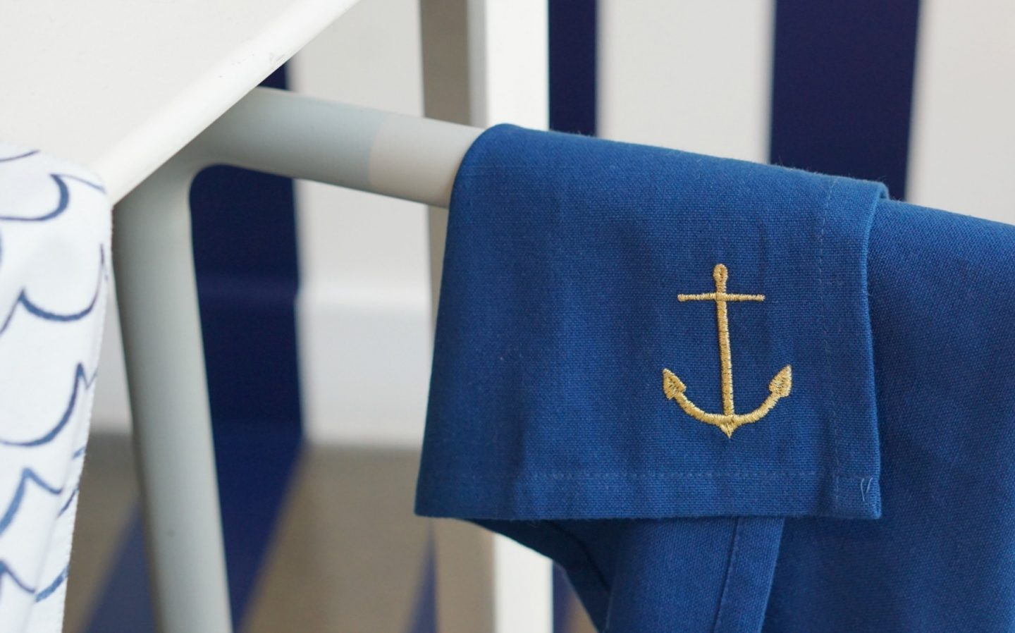 Nautical Styling at the Spring Summer 18 Sainsburys Show www.extraordinarychaos.com