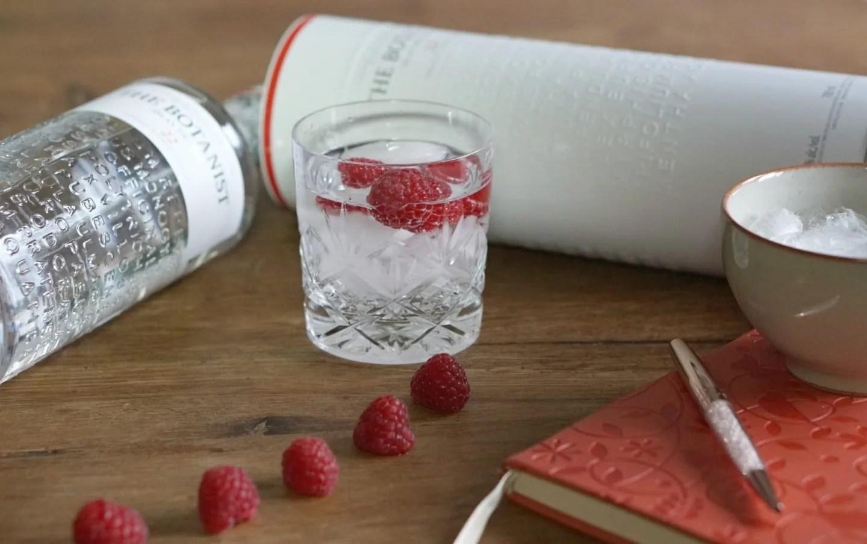 The Botanist Gin www.extraordinarychaos.com