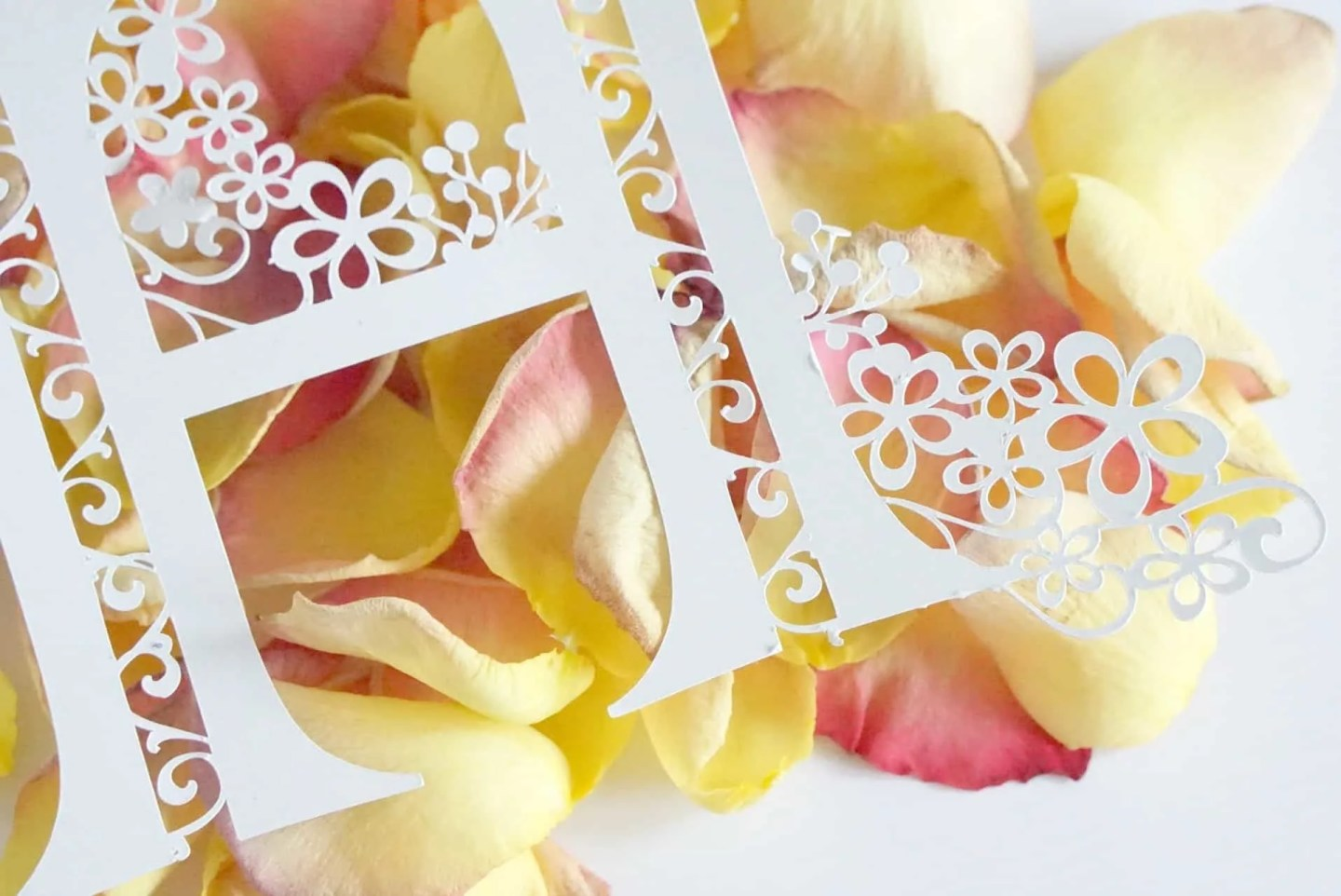 How to make a paper cut with Cricut Maker www.extraordinarychaos.com