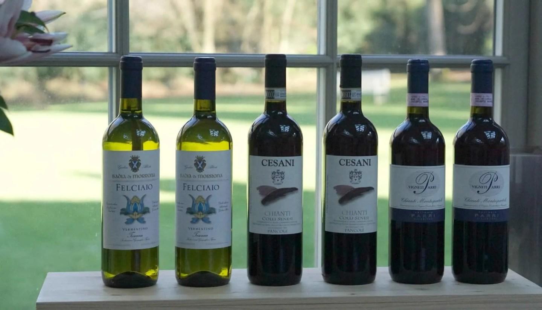Italian Wine Suggestions www.extraordinarychaos.com