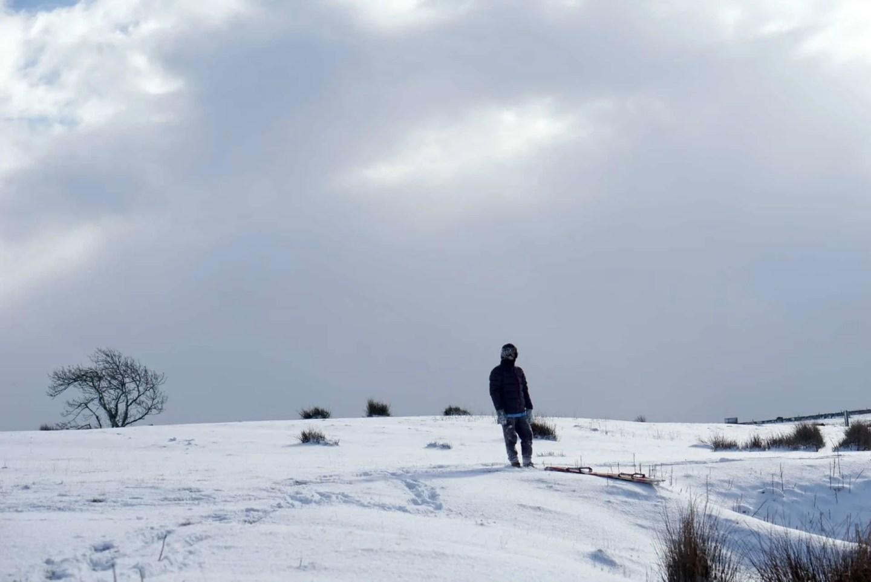 Snow days www.extraordinarychaos.com