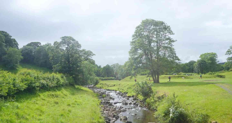 A river in Lancashire www.extraordinarychaos.com