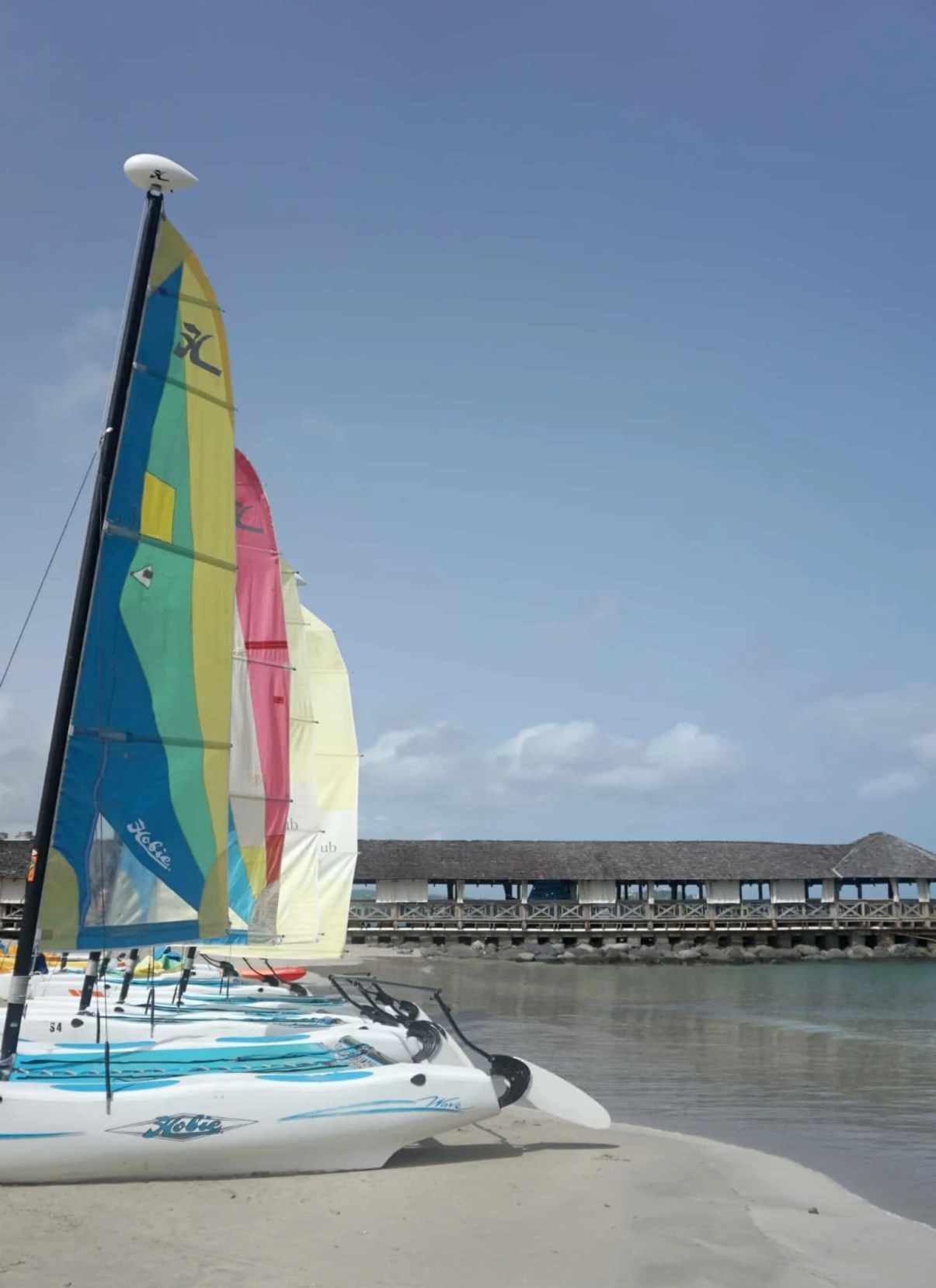 What Water sports are included at St James Club www.extraordinarychaos.com