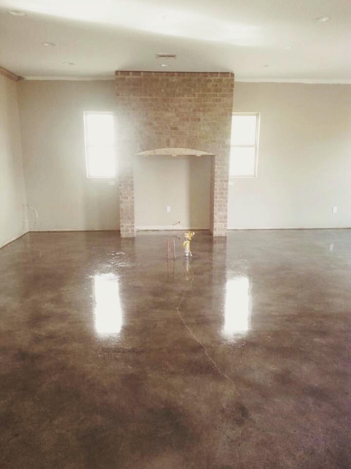 Concrete Polishing Metairie LA