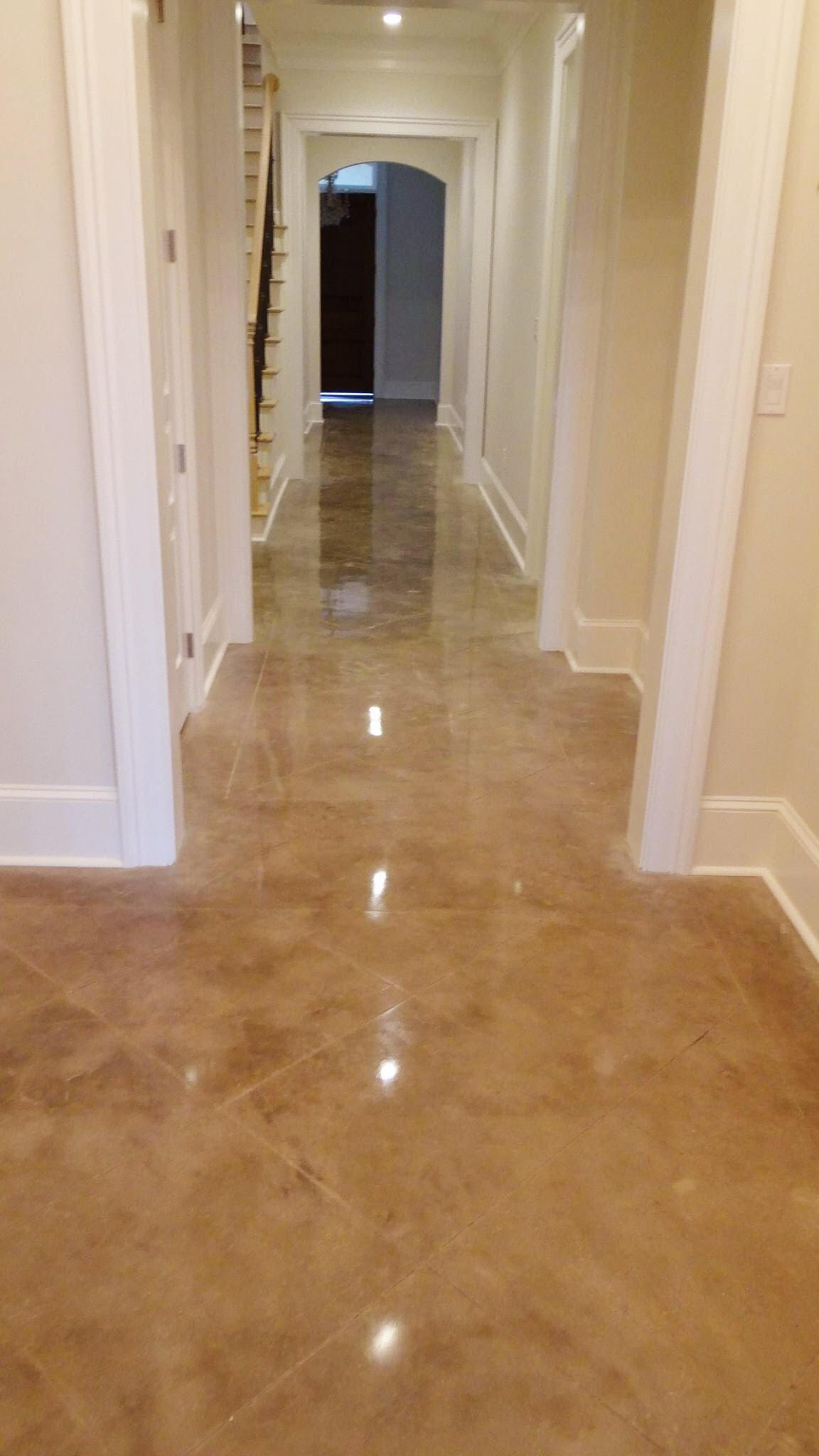Polished Concrete Floors Kenner LA
