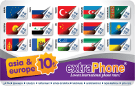 Asia&Europe 10TL Telefon Kartı