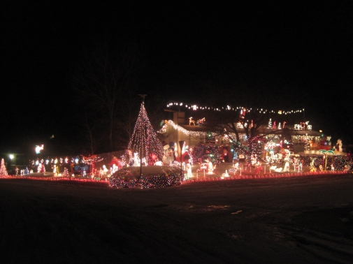 ... Holiday Lights Photo Map 2011 : Denver Colorado Neighbors. Dave, Deb  and Slack are at it again! A MUST See! - Denver Metro Holiday Lights Photo Map 2011 :Aurora, Centennial And