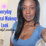 How To No Makeup Makeup Tutorial Basic Foundation Routine For Dark Skin Extrashade